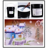 Buy cheap Silk Screen Crystal Water Based High Gloss Varnish For Spraying Glitter Flake After Printing product