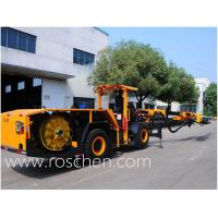 Buy cheap Crawler Drilling Rig Machine For Air drilling , Air hammer drilling , Auger drilling , mud drilling from wholesalers