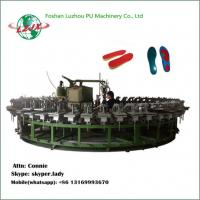 Buy cheap Pu pouring Machine Shoe Insole Making Machine from wholesalers