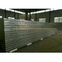 Buy cheap Fireproof Rockwool Glasswool Rmetal Sandwich Panels With Pir Side Sealing from wholesalers