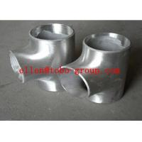 Buy cheap Stainless steel tee ,super duplex uns s32750,  UNS S32760, A815 UNSS31803. TEE ,A403 WP321, 321H. WP347., SB366 INCONEL from wholesalers