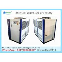 Buy cheap 15hp Industrial Water Chiller for Plastic Extrusion Machine Process PVC Pipe with Chilling Water System from wholesalers