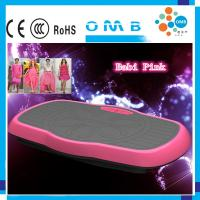 Buy cheap Wholebody Fitness Electric Weight Loss Vibration Board Easy to Storage from wholesalers