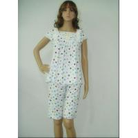 Buy cheap 2012 the latest style women cotton homewear set from wholesalers