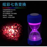 Buy cheap Wireless hourglass bluetooth speakers /LED hourglass bluetooth speaker for mobile tablet from wholesalers