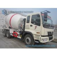 Buy cheap 340 HP 10 Wheeler Foton Auman Mixer Truck 9000 Liters Agitating Lorry With VT Cab from wholesalers