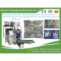 Buy cheap How to mix pack plastic parts ,wire nails ,screws ,nuts and bolts ,fastener ,hardware fitting counting machine & packing from wholesalers