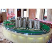 Buy cheap ABS Plastic / Acrylic Landscape Architectural Model Maker For Real Estate Selling from wholesalers