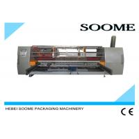 Buy cheap Special Design Corrugated Box Stitching Machine With High Speed 800 Nail / Min from wholesalers