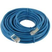 Buy cheap EIA-568-B 10M RJ45 patch cable for CAT5e patch cords Ethernet network from wholesalers