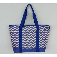 Buy cheap Outdoor Insulated Cooler Bags Full Printed 600D Polyester Tote Beach from wholesalers