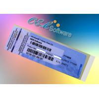 Buy cheap Original Windows 7 Coa Sticker , Genuine Windows 7 Home Premium Coa product