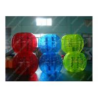 Buy cheap colorful 1.5m pvc inflatable bumper suit for adults from wholesalers