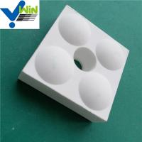 Buy cheap Cheap high temperature resistance alumina oxide ceramic plates tile from wholesalers