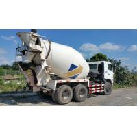 Buy cheap Durable firm Used hino mixer truck  (6 cylinders ) from wholesalers