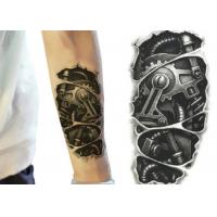 Buy cheap Water Transfer Bulk Temporary Arm Tattoo Stickers Environment Friendly from wholesalers