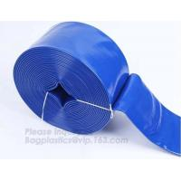 Buy cheap Pvc Spiral Flexible Layflat Hose,High Flexibility Pvc Flexible Water Layflat Hose,Fiber Spring Layflat Hose, bagease pac from wholesalers
