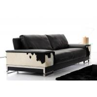 Buy cheap Italian Luxury Leather Sofas Set For Office , Cowhide Leather Sofa sets from wholesalers