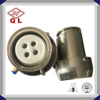 Buy cheap Stainless Steel Sanitary Pressure Relief Valve In Food Beverage Tank Vent from wholesalers
