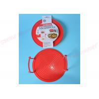 Buy cheap Plate Stacker Bacon Cooker Microwave Tray, Microwave Bacon Cooker With Lid from wholesalers