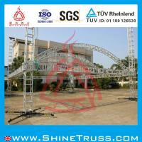 Buy cheap Bravo Stage Arch Truss,Lighting Truss,Stage Truss, from wholesalers