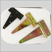 Buy cheap Ornamental  T Strap Hinges , Decorative Stainless Steel Strap Hinges Water Proof from wholesalers