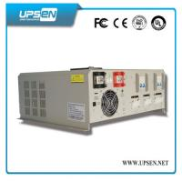 Buy cheap Solar Inverter 3kw 4kw 5kw Pure Sine Wave Inverter with Battery Charge for Household from wholesalers