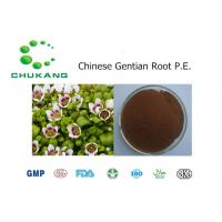 Buy cheap Nature Extract Chinese Gentian Root Extract Gentiana scabra Bge. Pure Powder from wholesalers