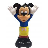 Buy cheap Mickey Mouse Vinyl Toy, Disney Series Plastic Toys for Bag Decoration from wholesalers