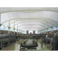 Prefabricated Rolling, Shearing, Sawing Metal Piping Truss Aircraft Hangar Buildings