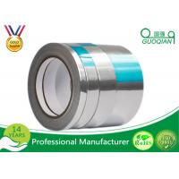 Buy cheap UV Stabilised Adhesive Backed Aluminum Foil Insulation For Moke Machine / Refrigerator from wholesalers