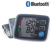 Buy cheap Bluetooth 4.0 Accurate Blood Pressure Monitor Heartbeat Indicator Tonometer For Health Care from wholesalers