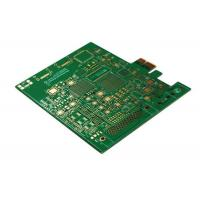 Buy cheap Peelable Mask PCB Edge Plating Immersion Gold PCB Printed Circuit Board from wholesalers