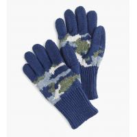 Buy cheap 7GG Jersey Boys Winter Gloves , Knitted Hand Gloves With Lining Children Size from wholesalers