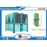 Buy cheap R410A Refrigerant Air Cooled Screw Chiller 380V 3Phase 50Hz 3380X2000X2250 mm from wholesalers