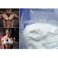 Buy cheap Raw Powder Sustanon 250 Bodybuilding Testosterone Blend for Strong Bones and Muscle Mass from wholesalers