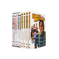 Buy cheap Family Matters Season 1-9 Complete Series DVD Movie TV Comedy Drama Series DVD from wholesalers