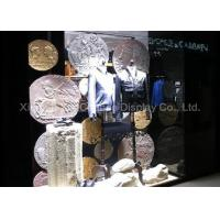 Buy cheap Store Decorative Resin Coin Retro Style Window Display Customized Decorations from wholesalers