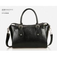 Buy cheap Korean version of cowhide leather bag oil wax leather motorcycle bag handbag Messenger bag from wholesalers