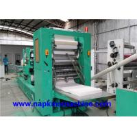 Buy cheap Five Lane W Fold Paper Towel Machine 220mm 6000 Sheets Per Min from wholesalers