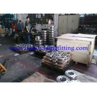 Buy cheap Steel Flanges, Nickel Alloy ASTM B564 / ASTM B462 / ASTM B865 / N08800 / NO8825 product