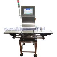 Buy cheap High accuracy check weigher machine suitable for 10-100g box medicine package box from Wholesalers