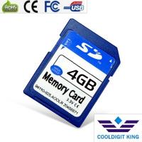 Buy cheap high speed SD memory Cards  from wholesalers