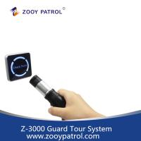 Buy cheap Z-3000 Cheap Price Waterproof Guard Tour Patrol System USB Download Data from wholesalers
