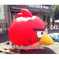 Buy cheap Customized Angry Birds Model, Cheap Inflatable Red Bird for Sale from Wholesalers