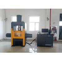 Buy cheap Heavy Duty Bend Test Equipment 1000KN With One Body Cast Steel Structure from wholesalers