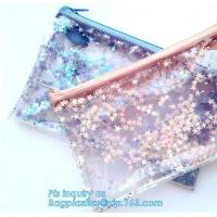 Buy cheap Cosmetic Zip Bag / Make Up / Toiletry / Washbag, Polyester Make Up Wash Bag Travel Cosmetic Bag with Two Sliders Zipper from wholesalers