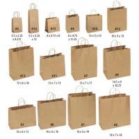 Buy cheap Paper bag with handles from wholesalers