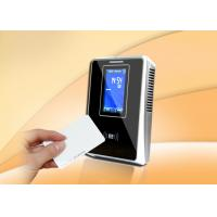 Buy cheap TFT Touch Screen Rfid Time Attendance System and proximity card access control system from wholesalers