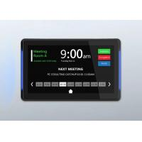 Buy cheap RK3288 Android 5.1 Tablet PC Indoor Led Display Board 10.1 Meeting Room Booking System from wholesalers